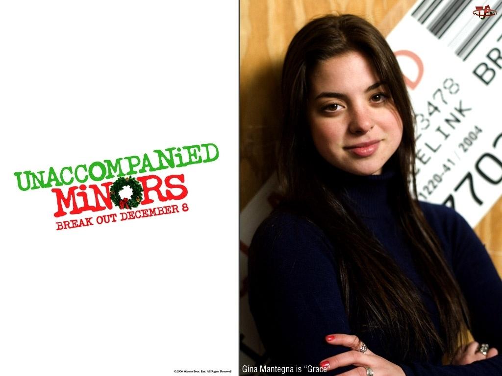 Unaccompanied Minors, Gina Mantegna