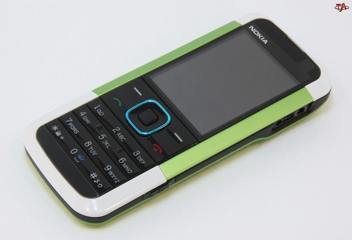 Nokia 5000, Zielona