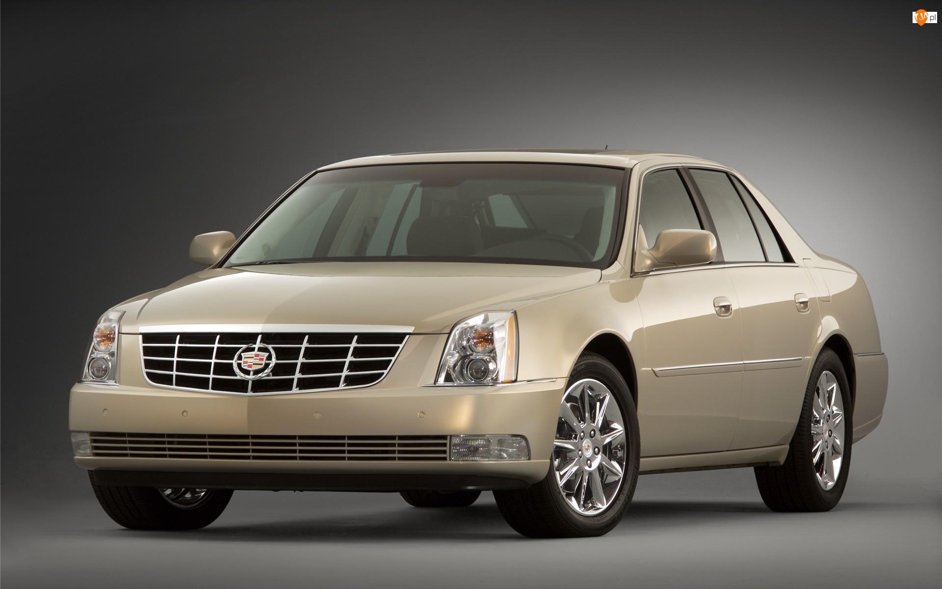 Szyba, Przód, Cadillac DTS
