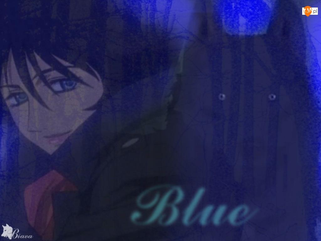 Wolfs Rain, Blue, Wilk