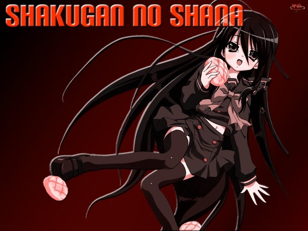 Shakugan No Shana, Bohaterka