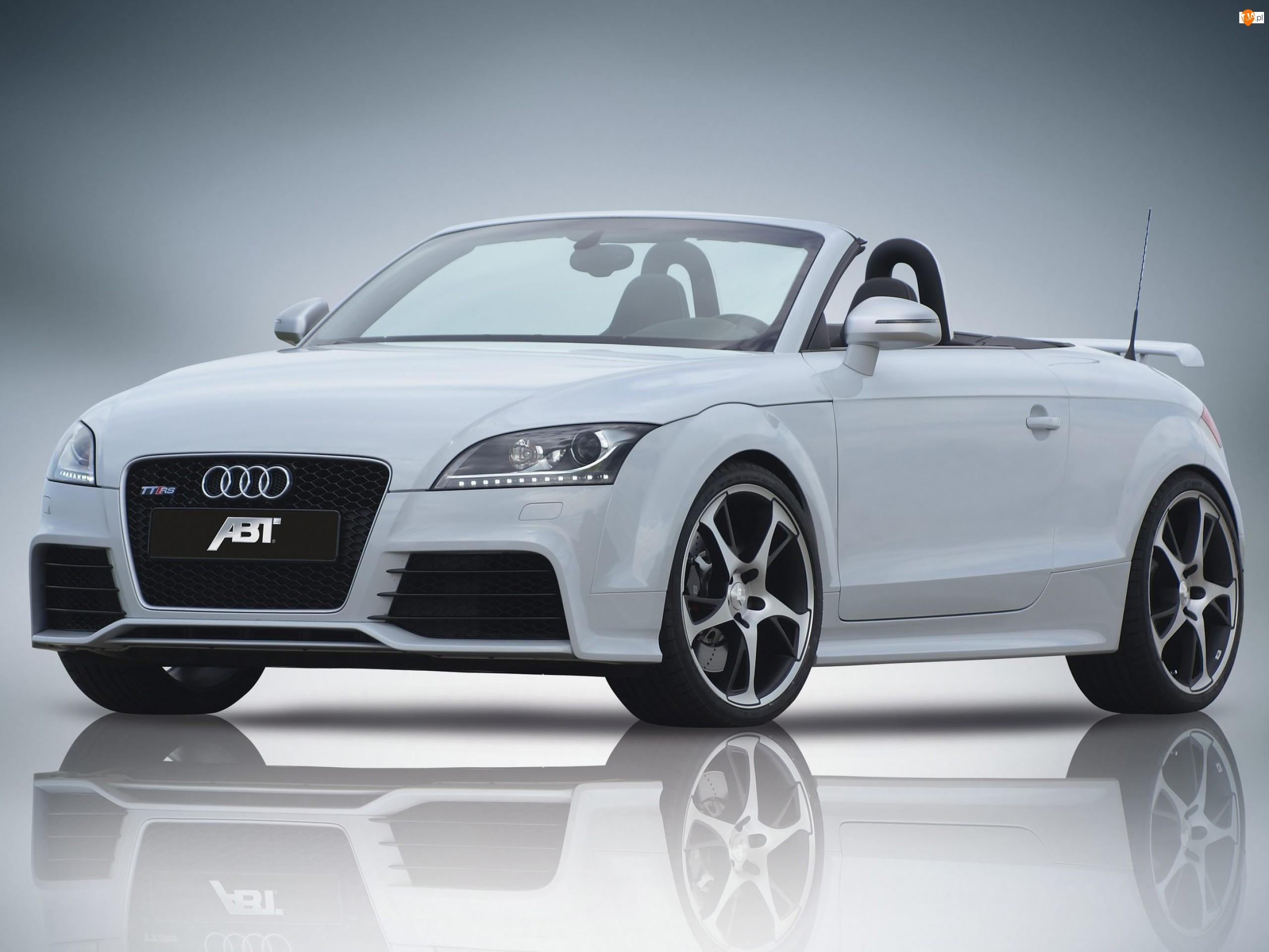 Audi TT, RS