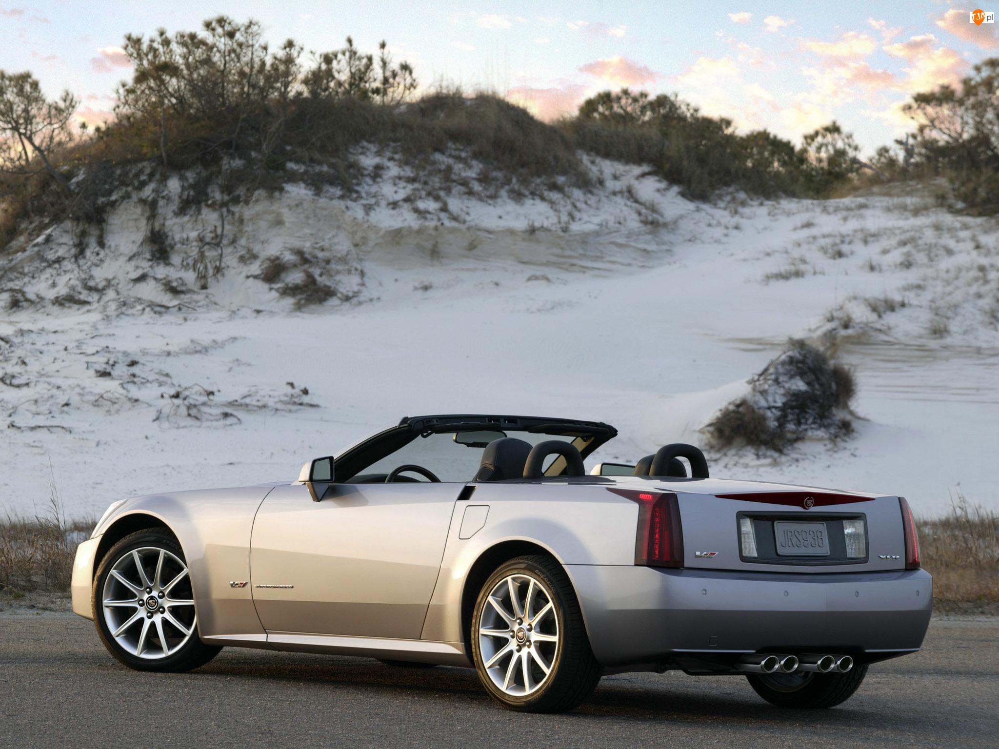 Zima, Cadillac XLR, Cabrio