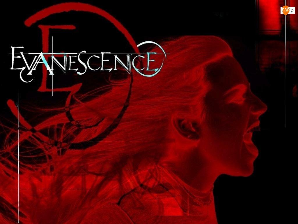 Evanescence, kobieta, zęby, twarz