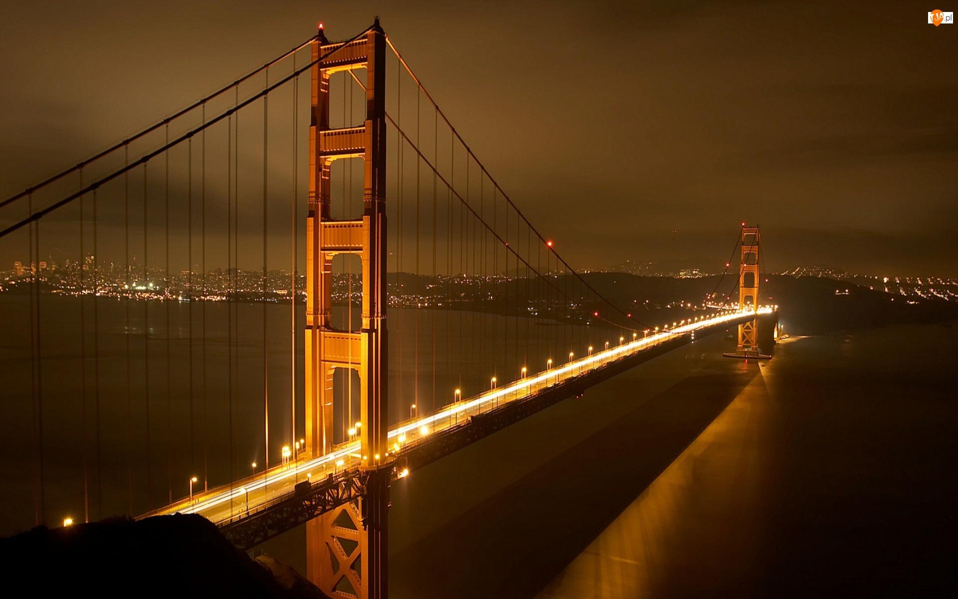 Noc, Most, Golden Gate