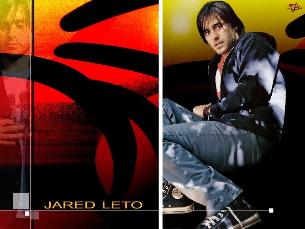 Jared Leto, trampki