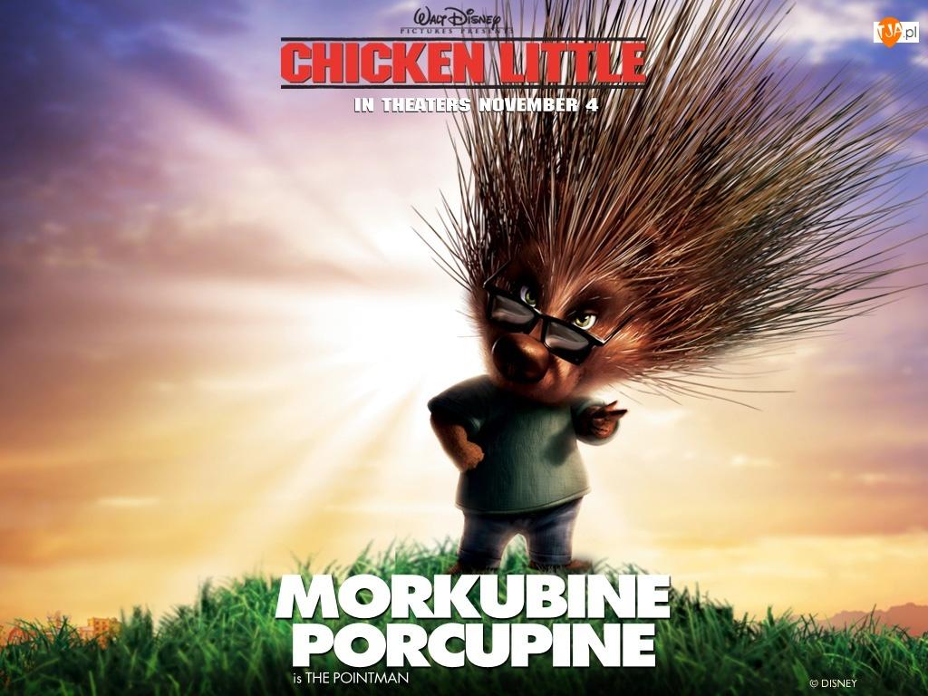 Kurczak Mały, Morkubine Porcupine