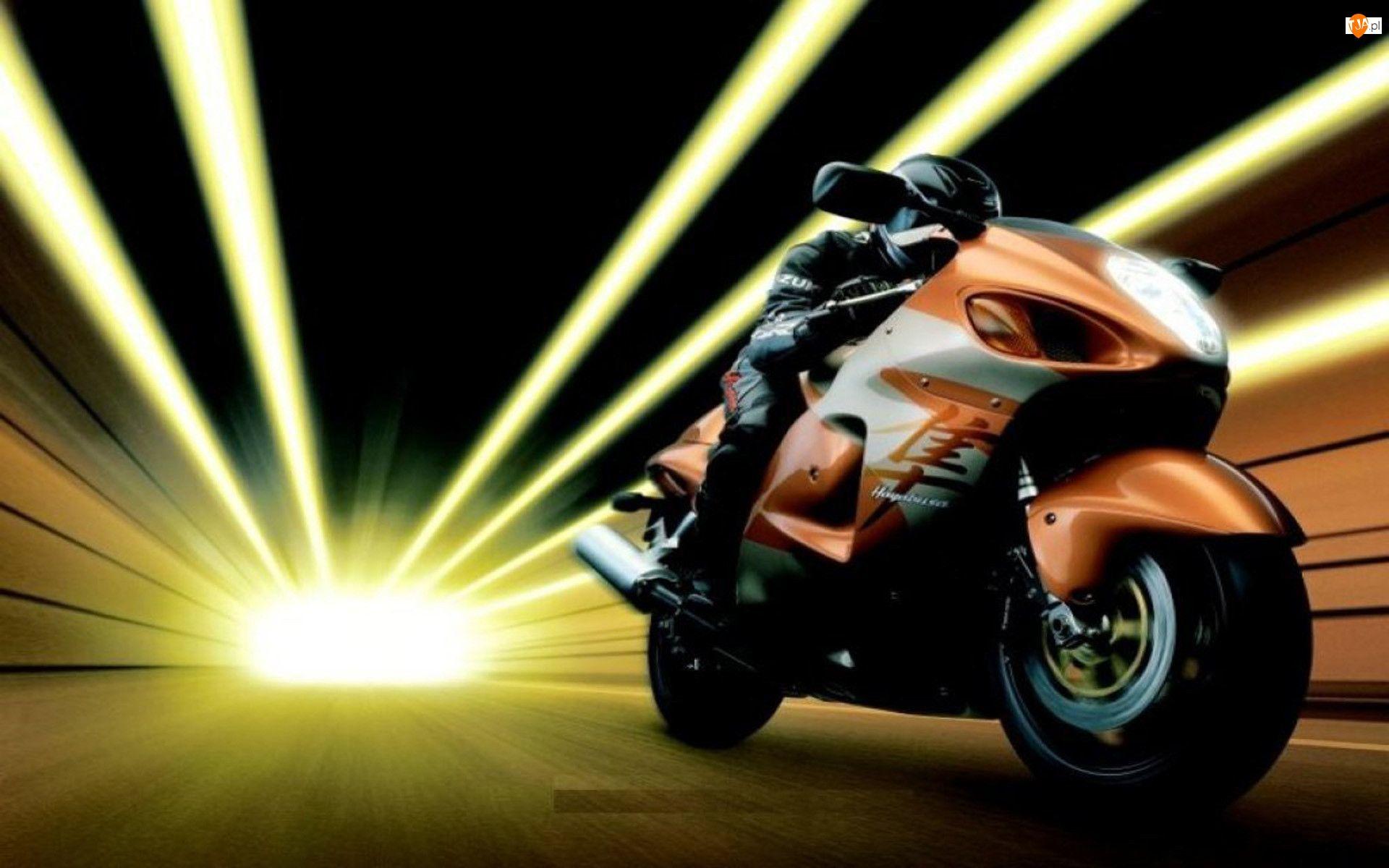 opony , siedzenie , promienie, kierownica, tłumik , Motory Suzuki, koła, lusterka, światła
