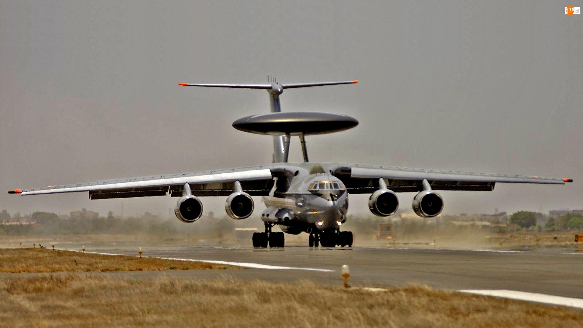 AWACS, Iliuszyn, Radar, Ił-76, Typu