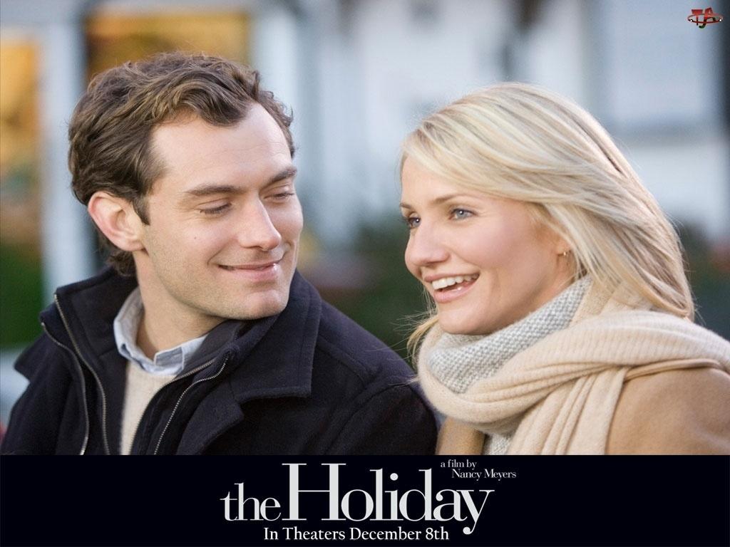 Jude Law, Holiday, Cameron Diaz