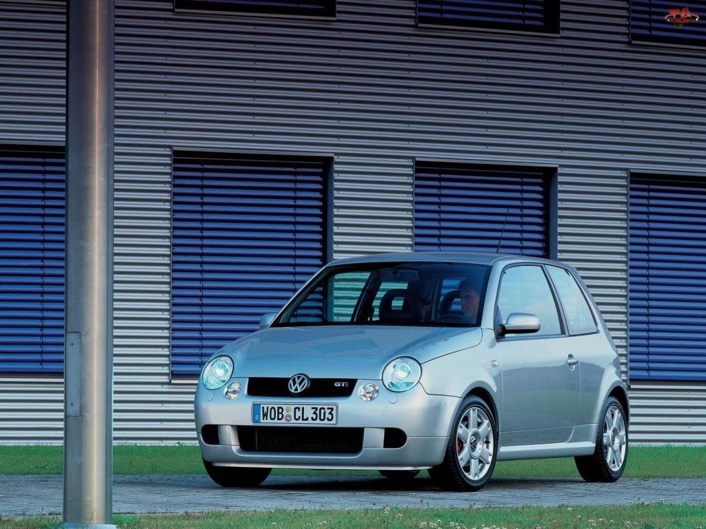 Volkswagen Lupo, Srebrny