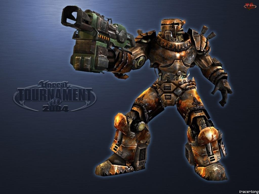 broń, Ut 2004, robot