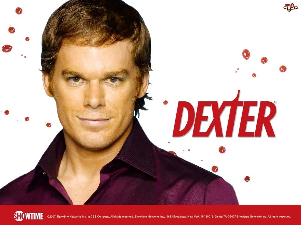 Koszula, Dexter, Fioletowa