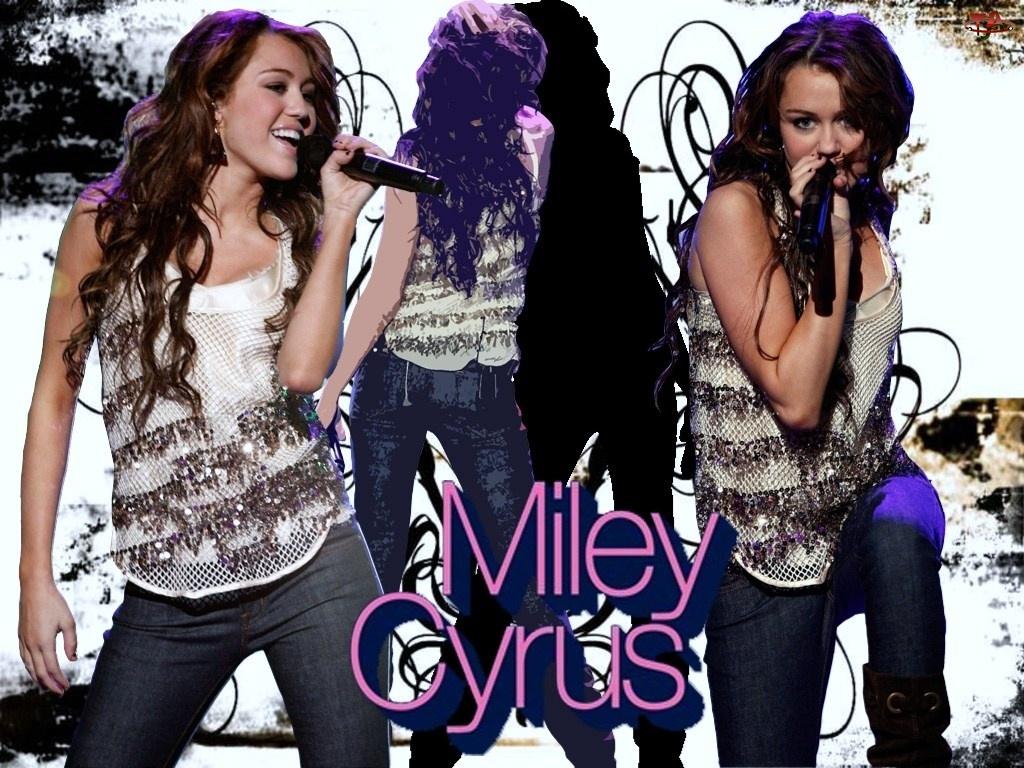 mikrofon, Hannah Montana, Miley Cyrus