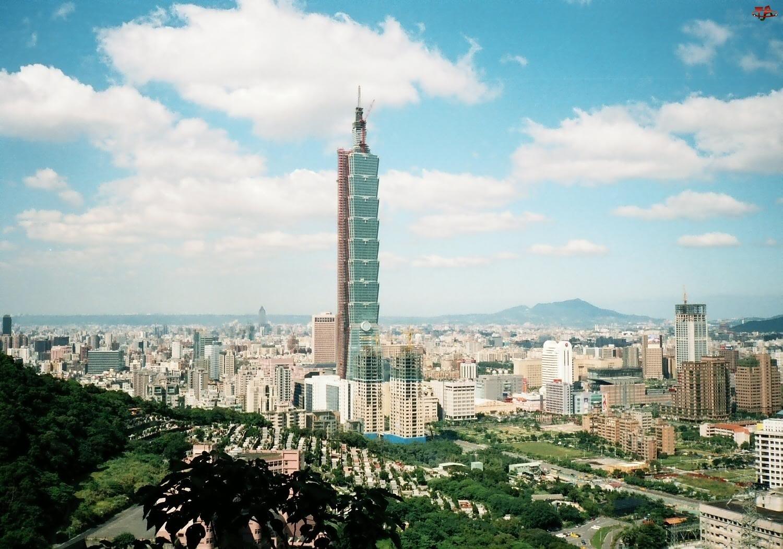 Miasto, Taipei
