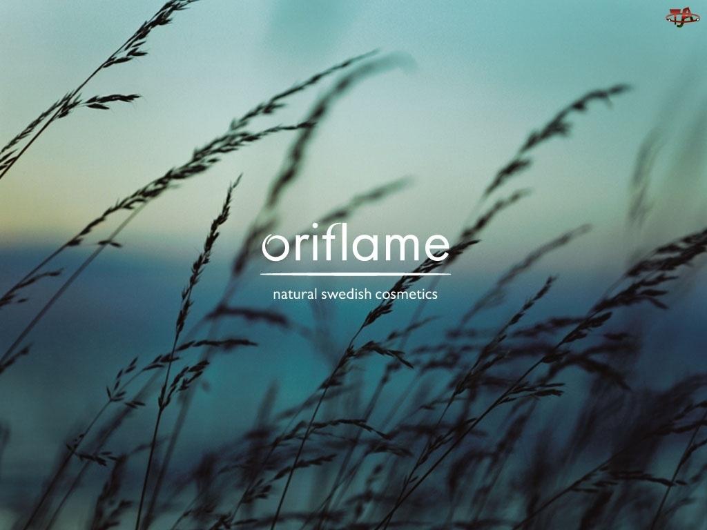 Oriflame, trawy