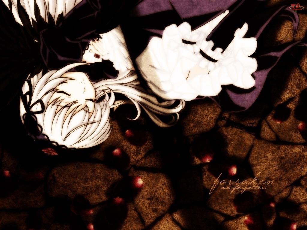 sen, Rozen Maiden, kobieta
