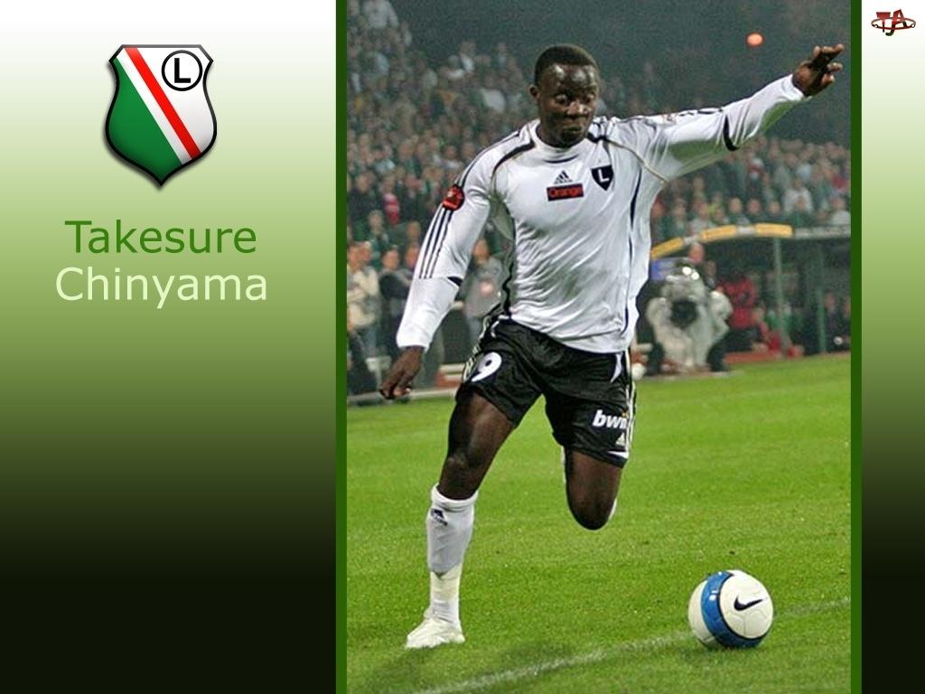 Takesure Chinyama, Legia Warszawa, Zawodnik