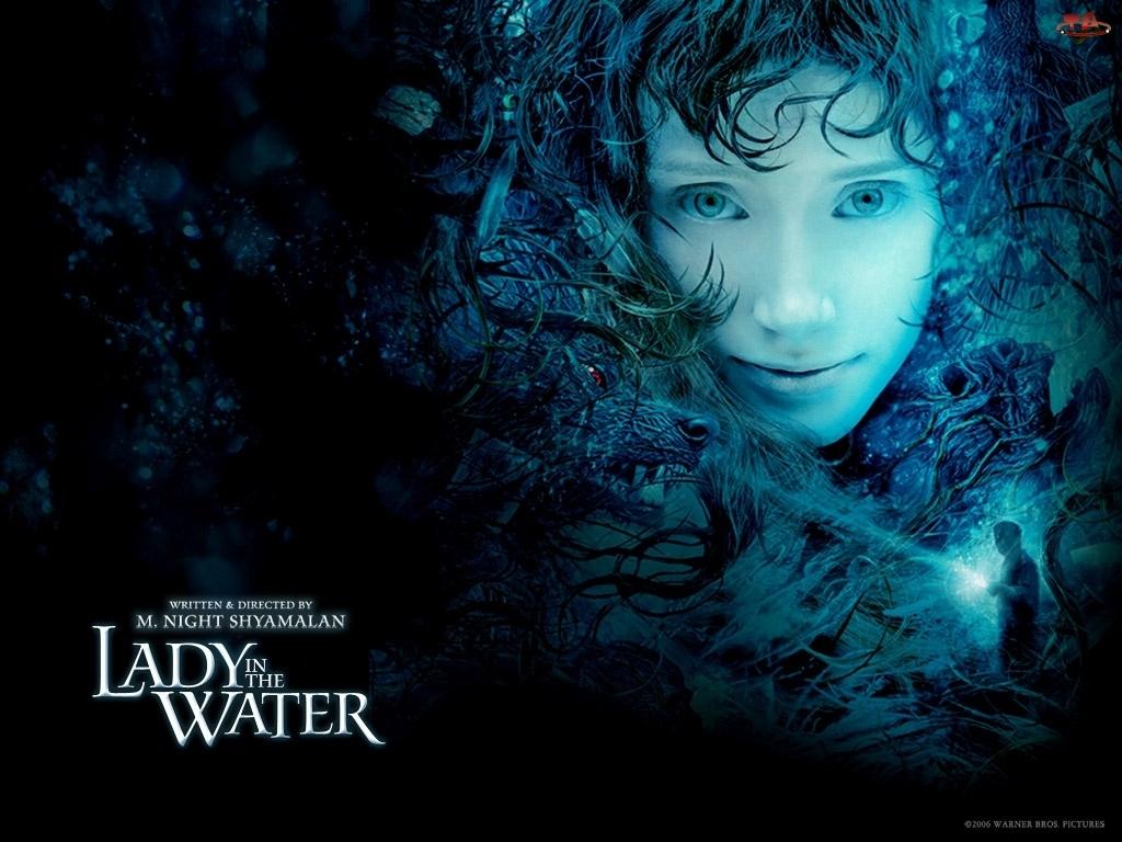 twarz, Lady In The Water, kobieta