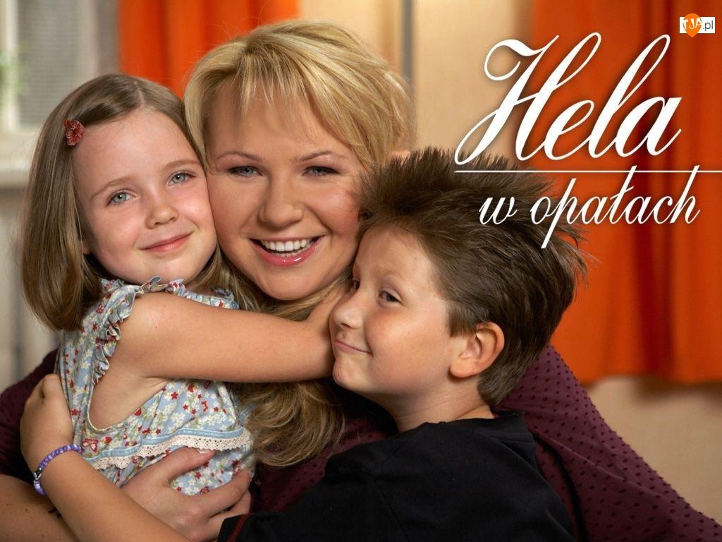 dzieci, Hela W Opalach, Anna Guzik