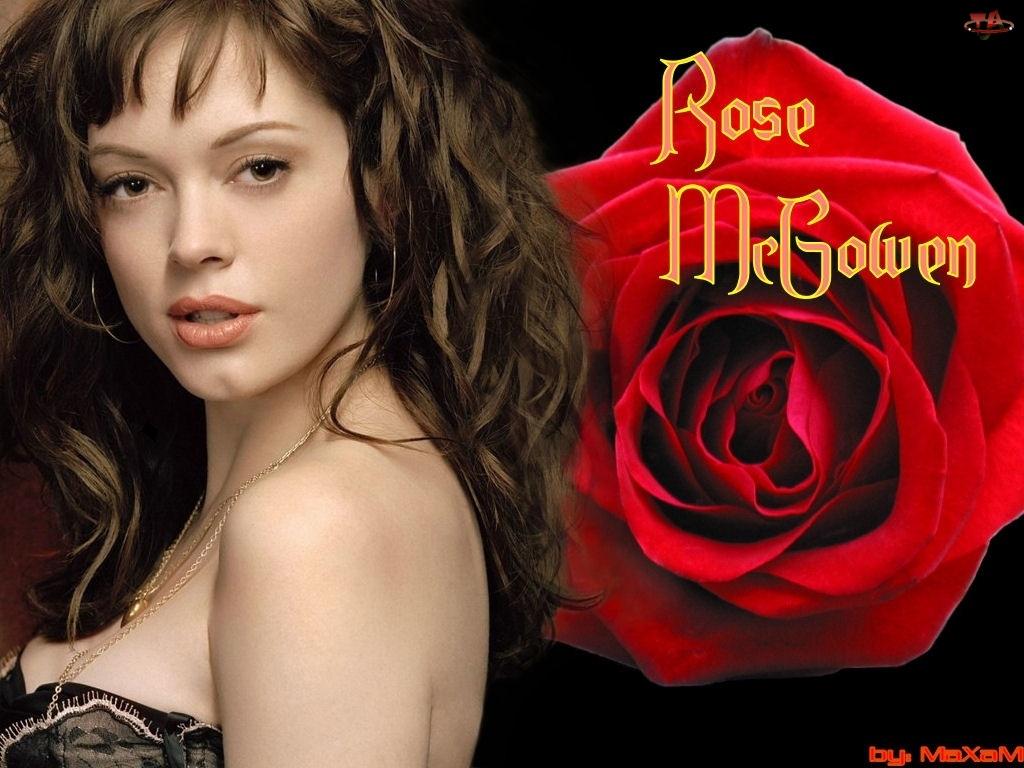 Rose Mcgowan, Róża
