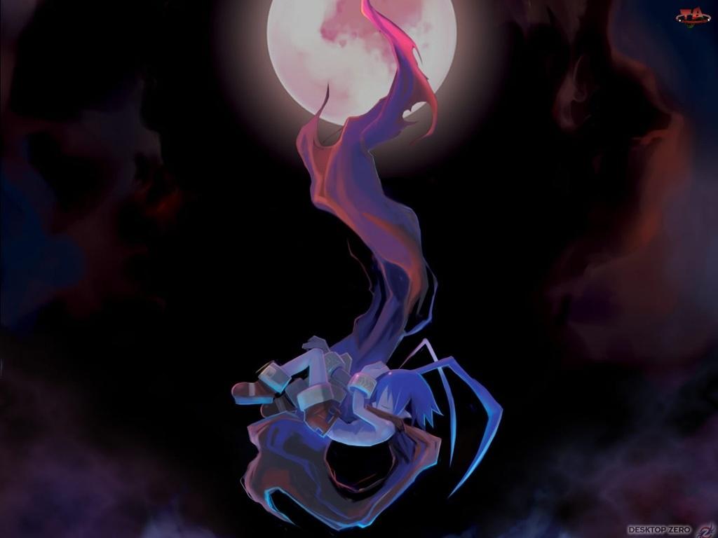 księżyc, zjawa, Makai Senki Disgaea
