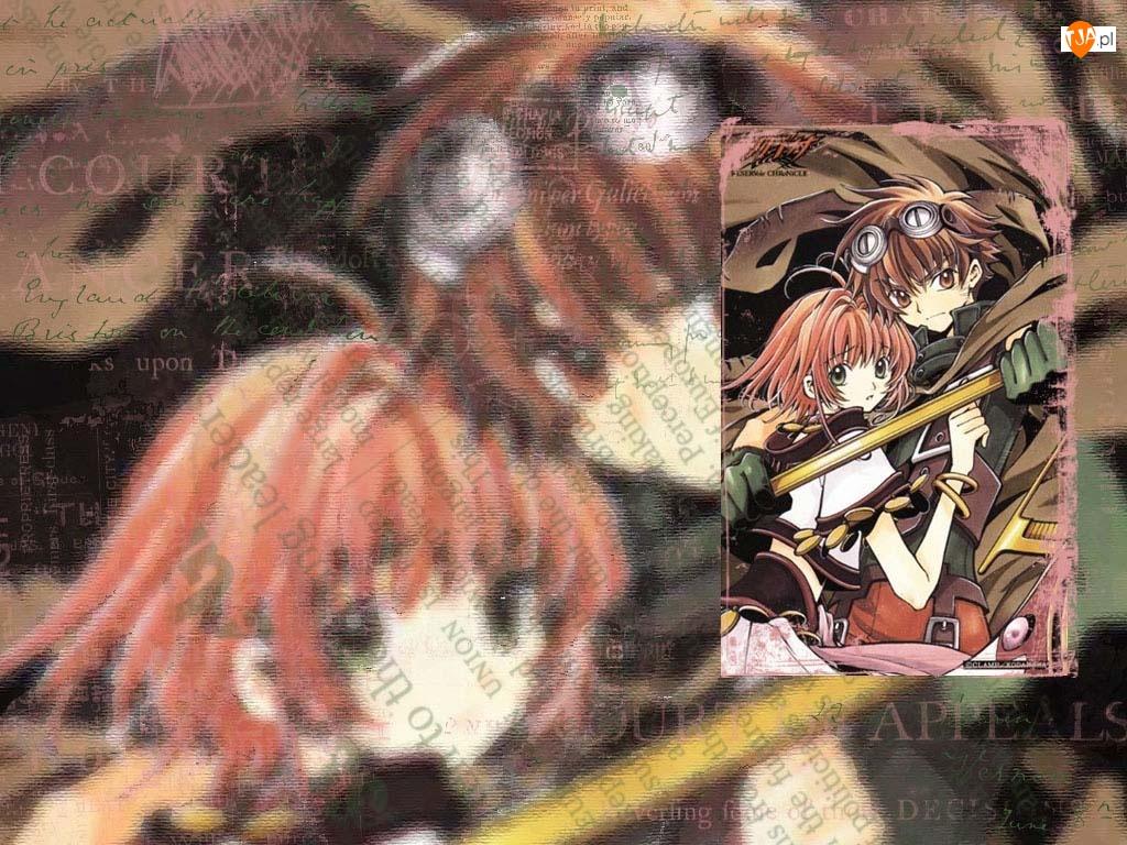 walka, Tsubasa Reservoir Chronicles, para