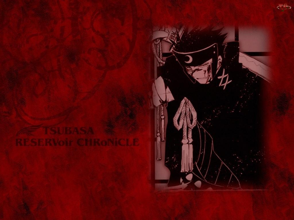 tło, Tsubasa Reservoir Chronicles, postać