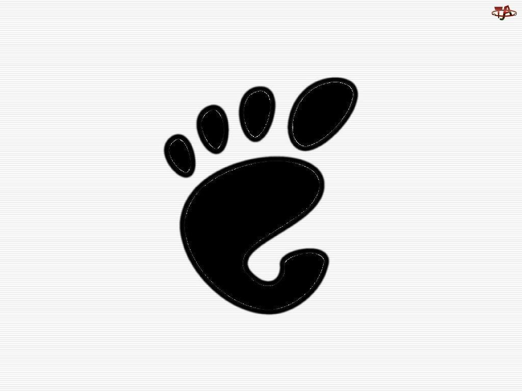 grafika, Gnome, stopa