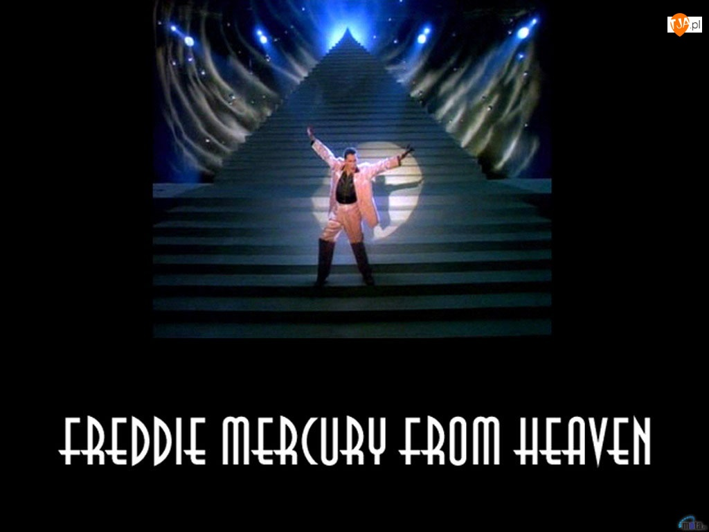 Freddie Mercury, Schody