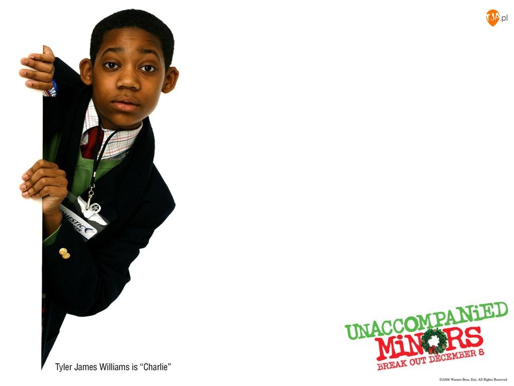 Unaccompanied Minors, Tyler James Williams