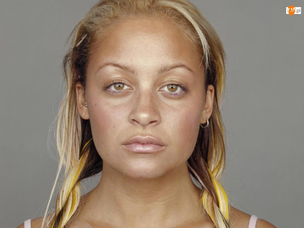 Nicole Richie, makijaż