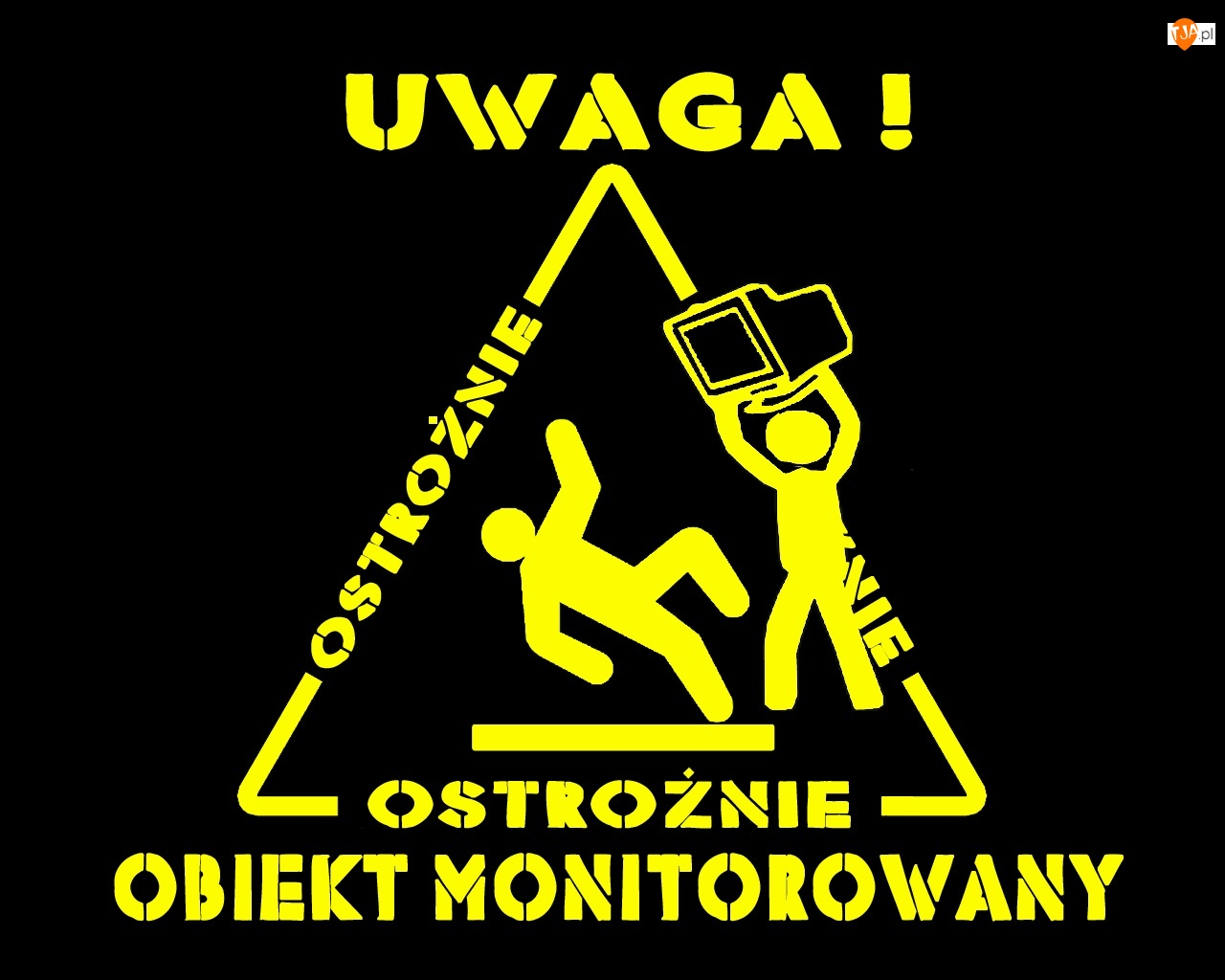 Monitorowany, Uwaga, Obiekt