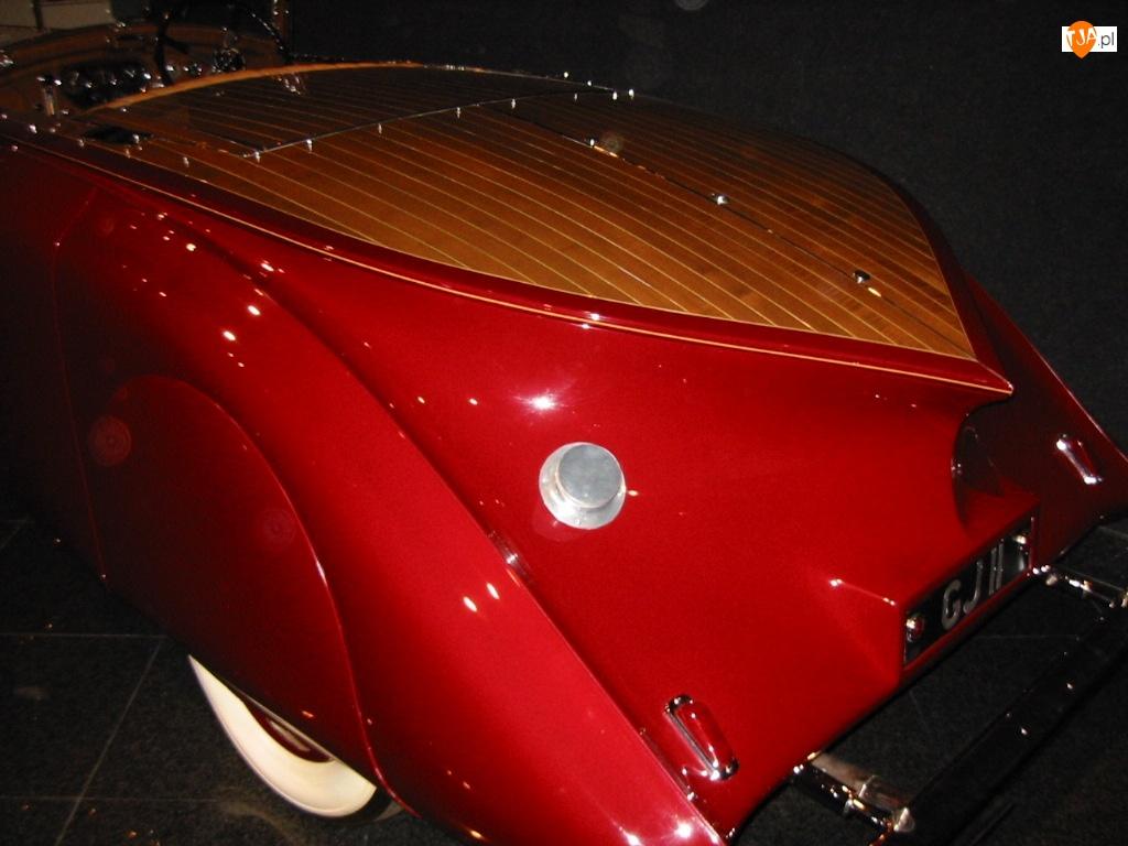 Rolls-Royce, wlew paliwa