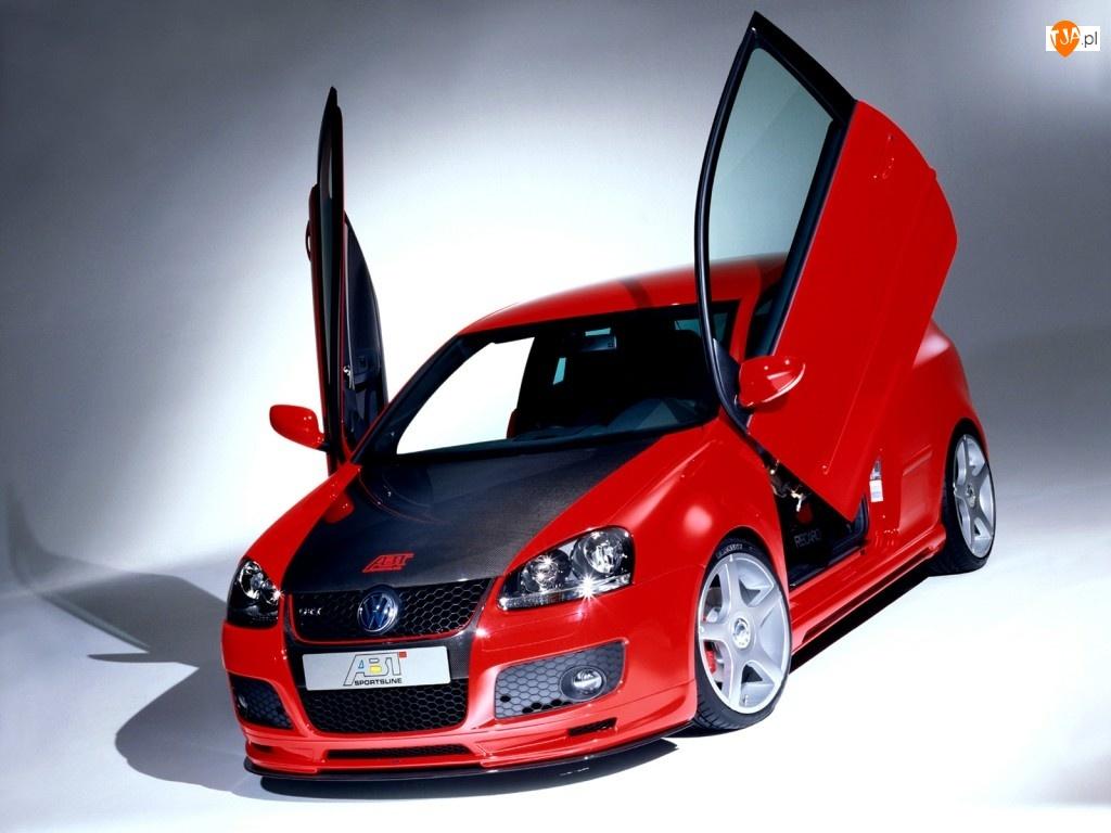 Volkswagen Golf, Drzwi, GTI, Unoszone