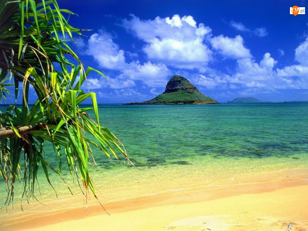 Morze, Hawaje, Wyspa