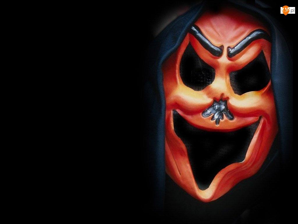 Halloween, twarz