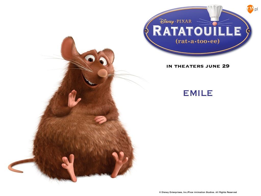 mysz, Emile, Ratatuj