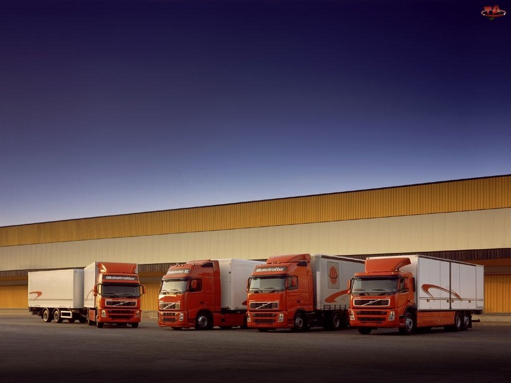 Ciężarówki Volvo, Dostawcze