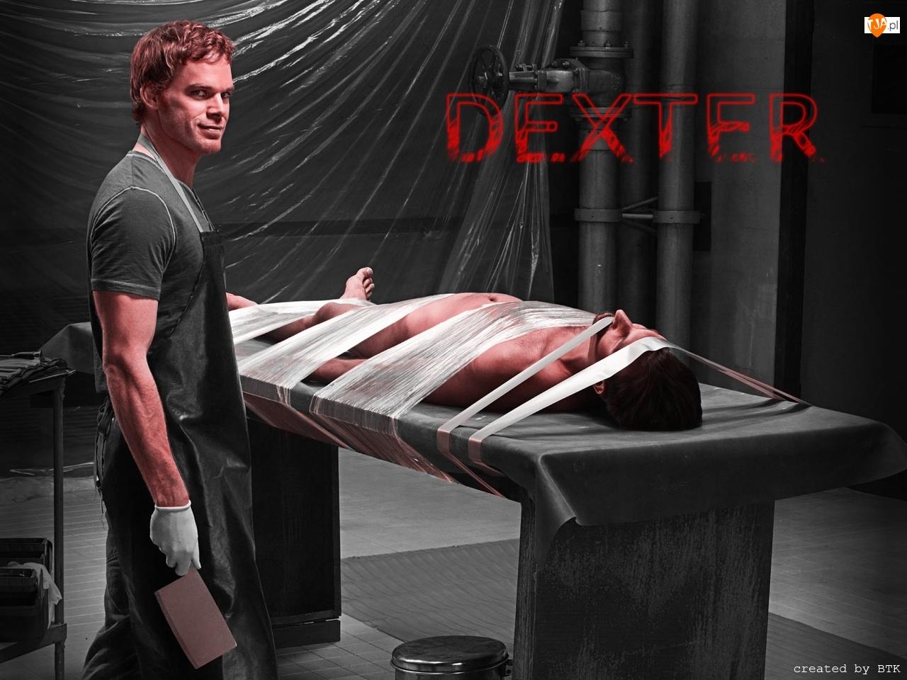 Dexter, Trup