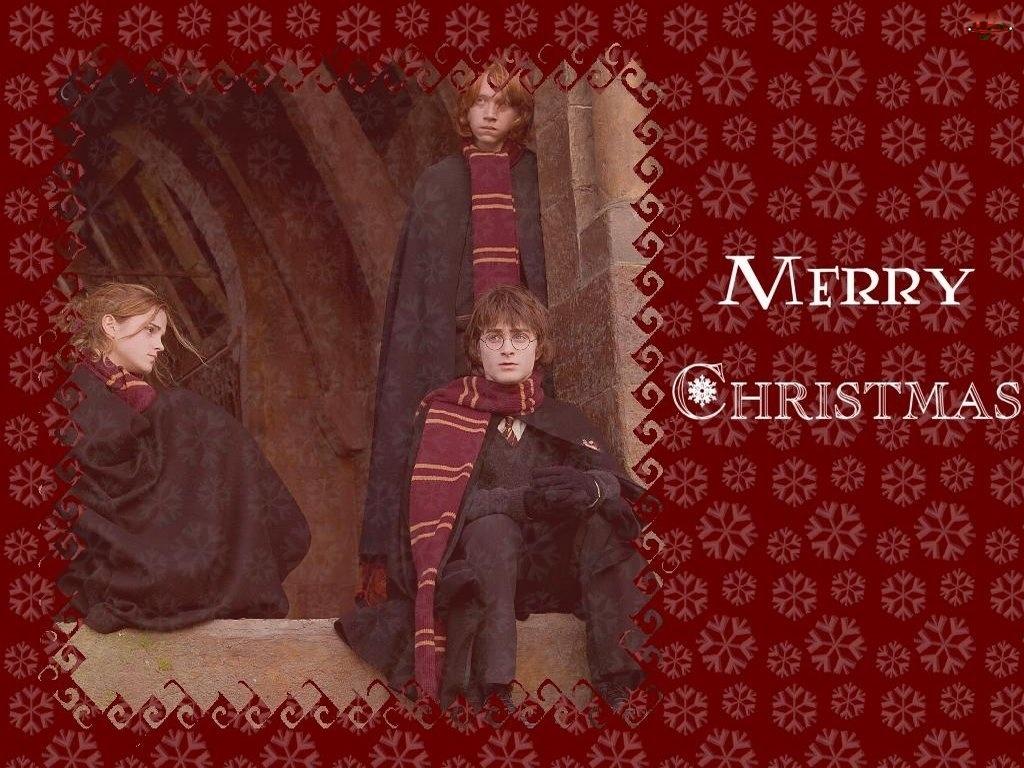 Boże Narodzenie, Harry Potter