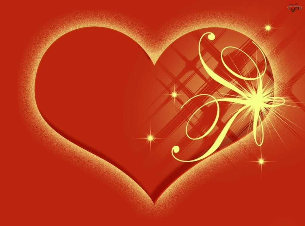 Gwiazdki, Duże, Serce