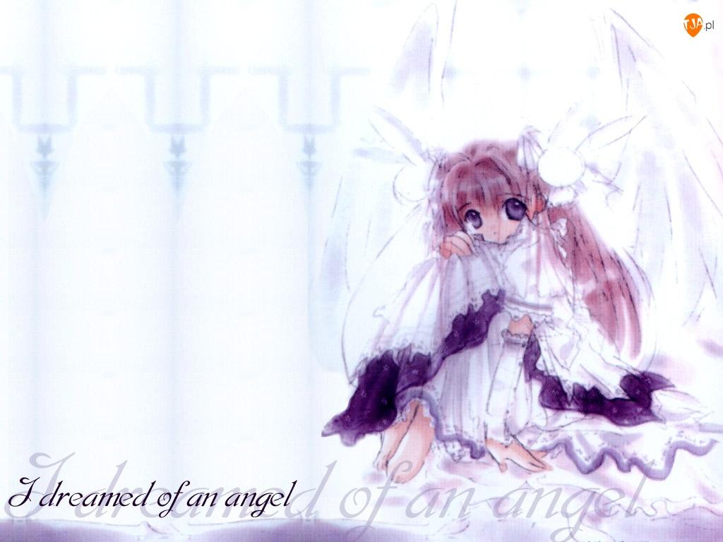 kobieta, Pita Ten, angel