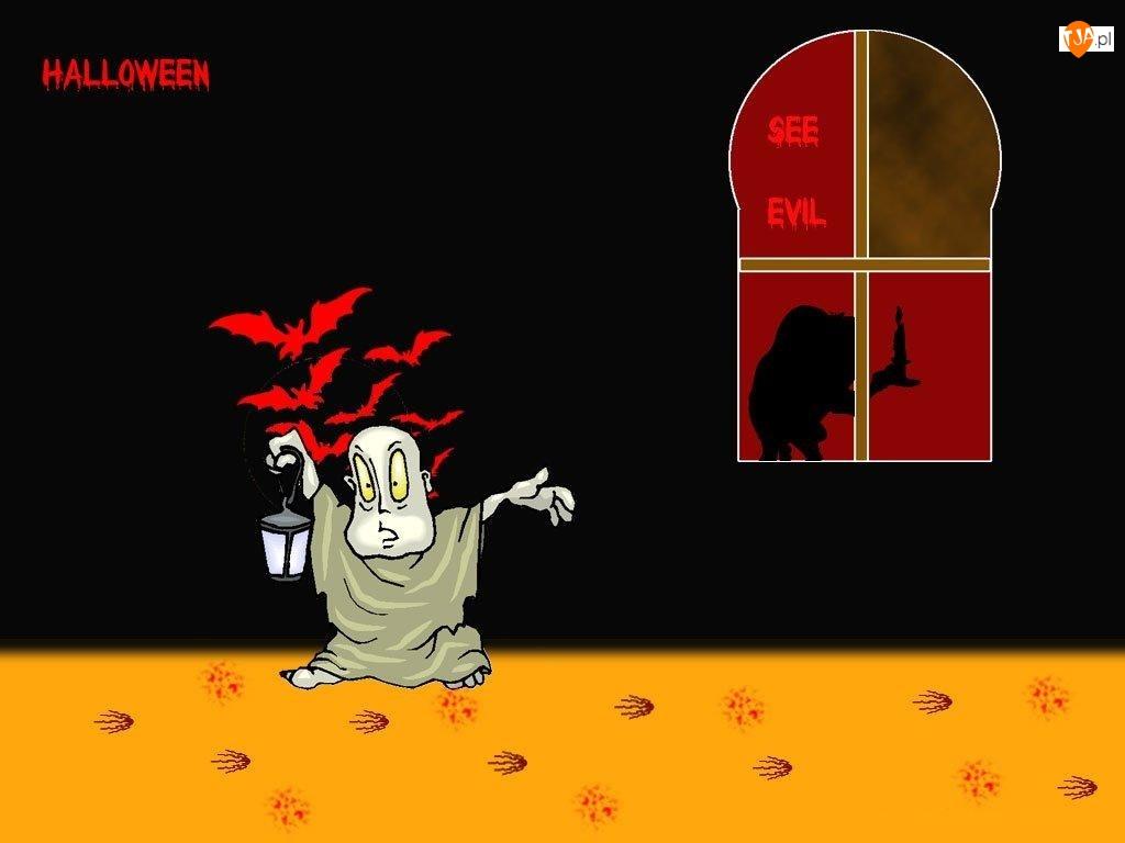 Halloween, nietoperze