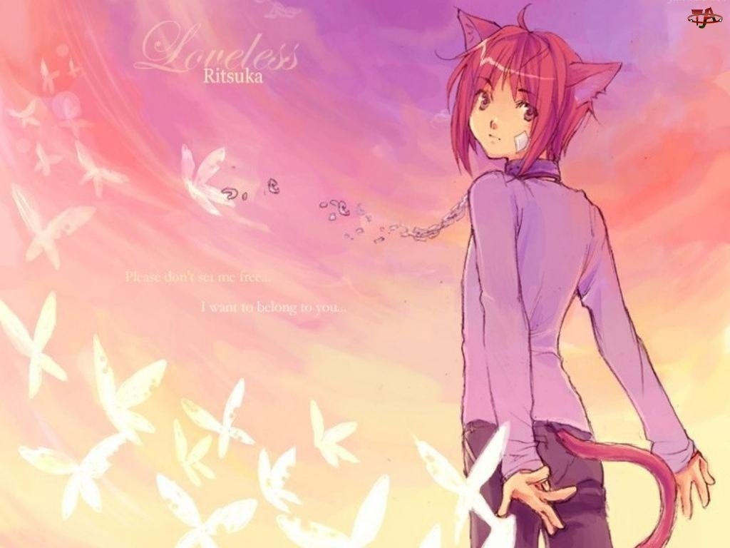 Ritsuka, Loveless, Bohater