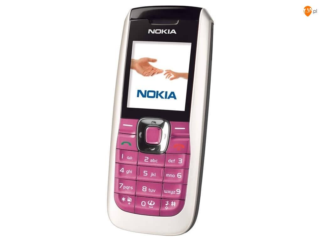 Nokia 2626, Różowa
