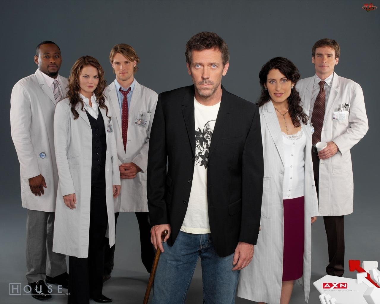 AXN, Lekarze, Dr. House