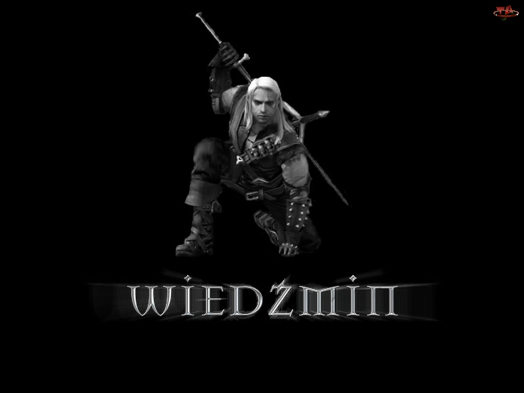 The Witcher, mężczyzna, miecz, wojownik