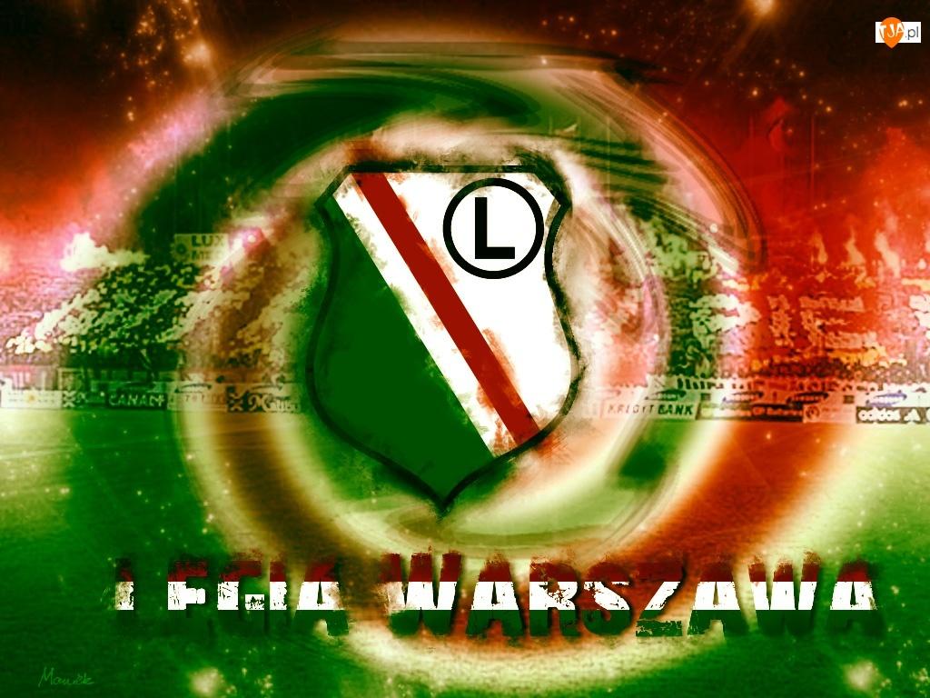 Barwy Klubowe, Legia Warszawa, Logo