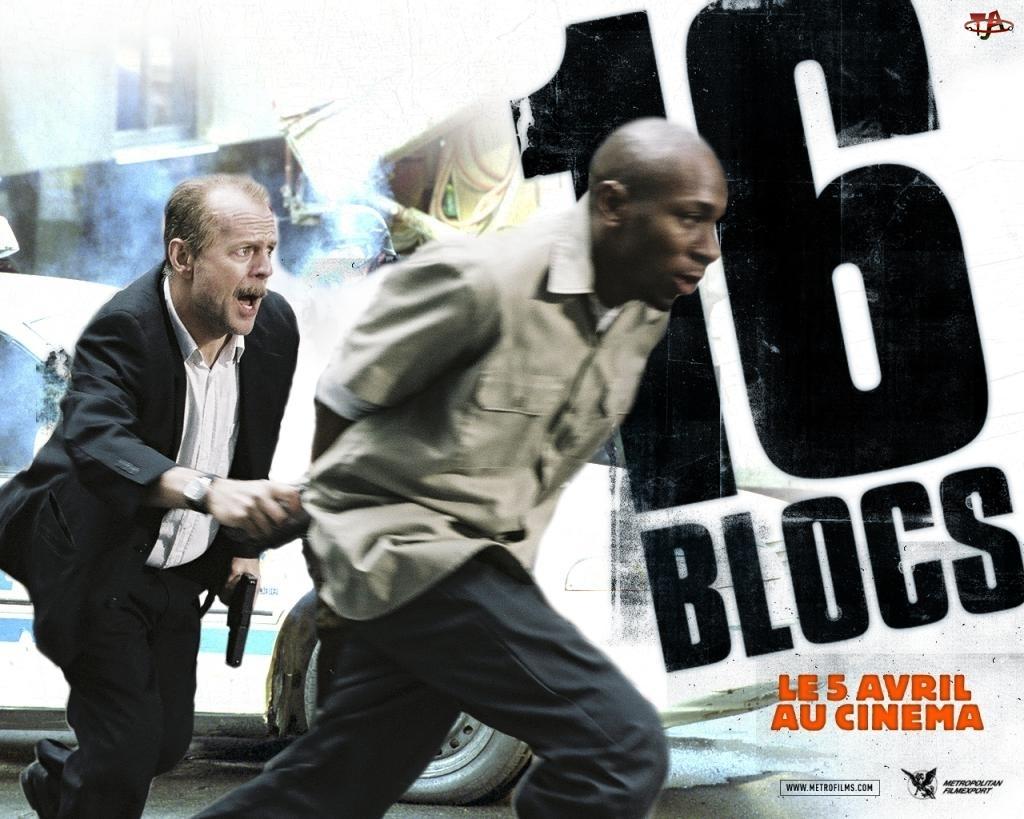 16 Blocks, Bruce Willis, Mos Def